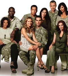 """Army Wives"": Perpetuating Old, Tired Spouse Stereotypes  {word}"