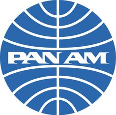 Old PAN AM logo.