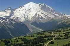 Mount Rainier. No description required.Photo: John Chao