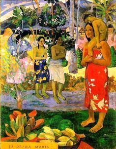 Gauguin 1891                                                                                                                                                                                 More
