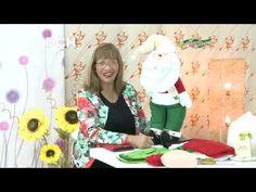 Santa Calendario de Adviento - Yasna Pino - Casa Puchinni - YouTube