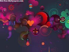 Download Hearts Wallpaper #8359 | 3D & Digital Art Wallpapers
