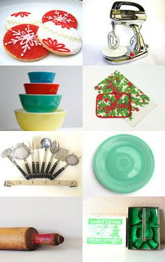 Old Fashioned Christmas Cookies by Cory on Etsy--Pinned with TreasuryPin.com