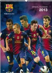 """""""Mes que un club"""" More than a club, a phrase that resonates with all the fans of this Great #Spanish_Soccer club. Now is your chance to own the Offical #Barcelona F.C. 2013 Calendar, full of images from all your favorite Barcelona greats. - See more at: http://esocceroutlet.com/item_1336/Barcelona-Calendar.htm#sthash.jkgbTdNG.dpuf"""