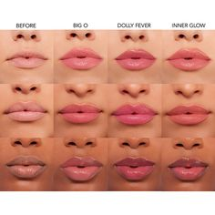 Buxom Power-full Plump Lip Balm is a plumping and hydrating PH lip balm that amps up your natural lip tone. Lip Plumping Balm, Hydrating Lip Balm, Tinted Lip Balm, Relleno Facial, Lip Bars, Dental, Lip Shapes, Custom Shades, Makeup Lips