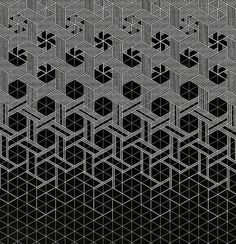 Graphic Design - Pattern Design - I don't know what this actually is, but I think it would make an awesome qui. Pattern Design : – Picture : – Description I don't know what this actually is, but I think it would make an awesome quilt. Geometric Patterns, Graphic Patterns, Geometric Designs, Geometric Shapes, Color Patterns, Print Patterns, Motifs Textiles, Textile Patterns, Pattern Texture