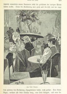 Berlin, Im Café Bauer, 1894