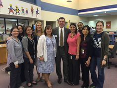 Todd Whitaker visits Best!