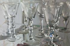 2�0�1�4� �-� �g�l�a�s�s�9� � - olie op doek - � �6�0�x�9�0�c�m