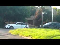 Dramatic Pretoria hijack attempt caught on camera Pretoria, Videos