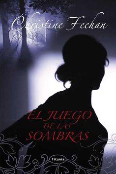 """""""SOLDADOS FANTASMA"""" #1 - El juego de las sombras // Christine Feehan (Ediciones Urano)"""