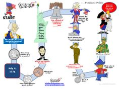 Help your preschooler learn basic US History.