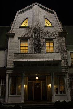 Amityville House...We know why this one is abandoned.