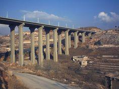 Lebanon - Mdeirej Bridge