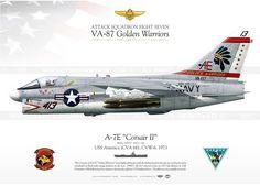 a-7e-corsair-ii-va-87-golden-warriors-ik-87   Flickr - Photo Sharing!