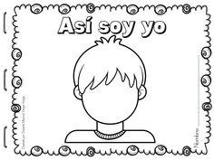ASÍ SOY YO identidad personal (9) Writing Activities, Educational Activities, Preschool Activities, Spanish Lessons For Kids, Teaching Spanish, 100 Days Of School, First Day Of School, Bilingual Education, Primary Education