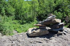High Falls Manitoulin Island, High Falls, Beautiful Islands, Outdoor Decor