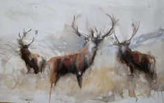 stag sketch - Google Search Watercolour, Watercolor Paintings, Incredible India, Business Design, Deer, Moose Art, How To Draw Hands, Sketches, Scene