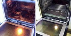 But now I have to take care of the cleaning of the oven. But now I have to take care of the cleaning of the oven. This is awesome! But now I have to take care of the cleaning of the oven. House Cleaning Tips, Spring Cleaning, Cleaning Hacks, Cleaning Stove, Easy Oven Cleaning, Natural Oven Cleaning, Cleaning Items, Deep Cleaning, Household Items