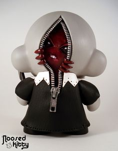 """Clown Munny"" 