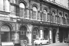 The old station at Highbury and Islington