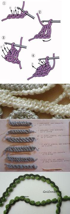 112 Besten Anleitung Irisch Verbinden Bilder Auf Pinterest Crochet
