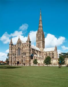 Salisbury cathedral ken follett