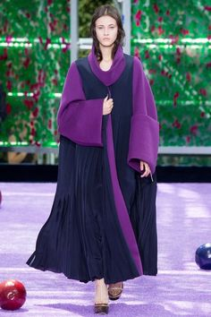 Christian Dior Fall 2015 Couture Collection - Vogue