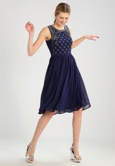 Anna Field - Vestido de cóctel - peacoat