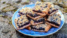Borůvkový koláč je klasika, která k létu prostě patří. Zkuste tentokrát verzi podle Jany z blogu ZÁSADNĚ ZDRAVĚ. French Toast, Good Food, Food And Drink, Treats, Cookies, Chocolate, Breakfast, Cake, Sweet
