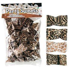 Amazon.com: Animal Print Party Mints (50 ct): Toys & Games