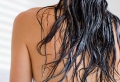 make this hair conditioner, gets rid of dry itchy scalp and helps hair grow thicker faster