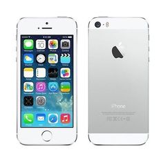 Unlocked Original Apple iPhone 5S 16GB GSM 4G LTE GSM Smartphone White USCN | eBay