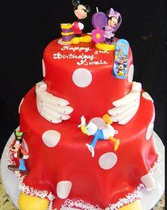 Mickey & Friends | Kids Cakes | Pastry Palace Las Vegas Cakes