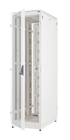 "ABBA Closed rack 19"" 42U depth 1150mm Glass Door C42-11150-GG, C42-11150-GG, ABBA Closed rack, Rak Server, Rack 42U, Rack 19inch, Rack 1150mm, ABBA"