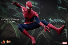 Hot Toys - 1/6 scale - The Amazing Spider-Man 2 - Spider-Man
