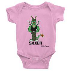 Saxen Dragon Chinese Zodiac Baby Onesie – Stellar Names
