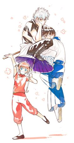 Yorozuya/#2039632 - Zerochan Manga Anime, All Anime, Otaku Anime, Anime Art, Boca Anime, Gintama Wallpaper, Otaku Mode, Samurai, Comedy Anime