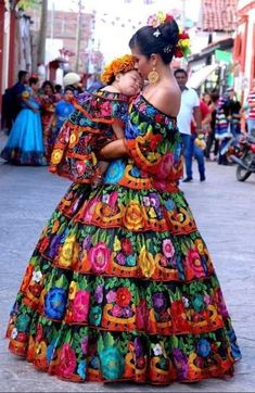 Mexican Fashion, Mexican Outfit, Mexican Dresses, Mexican Style, Mexican Art, Traditional Mexican Dress, Traditional Dresses, Traditional Fashion, Mexican Quinceanera Dresses