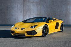 Hamann Motorsport #Lamborghini Aventador Roadster Limited