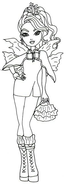 Free Printable Ever After High Coloring Pages Deerla Ever After - new free coloring pages wonder woman