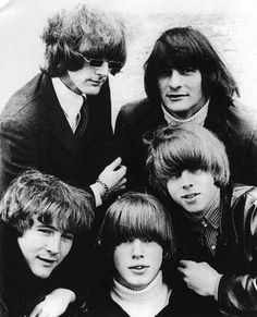 """The Byrds are considered one of the most influential bands of the 1960,s. Initially, they pioneered the musical genre of folk rock, melding the influence of The Beatles and other British Invasion bands with contemporary and traditional folk music. Among the band's most enduring songs are their cover versions of Bob Dylan's """"Mr. Tambourine Man"""" and Pete Seeger's """"Turn! Turn! Turn! (to Everything There is a Season)""""."""