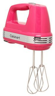 Cuisinart Color Series Power Advantage Hand Mixer A Luv Of Pink