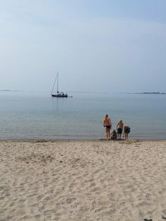 Let's go to the beach at Sandhamn this Midsummer @Monroeworld #Archipelgao #Sweden