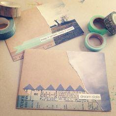 Mail art, penpals, airmail, envelope, snailmail                                                                                                                                                                                 More