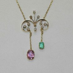 suffragette jewelry. http://maineantiquedigest.com/articles_archive/articles/dec03/suff1203.htm