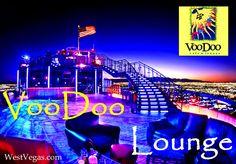RIO: Voo Doo Rooftop Nightclub - Las Vegas, NV