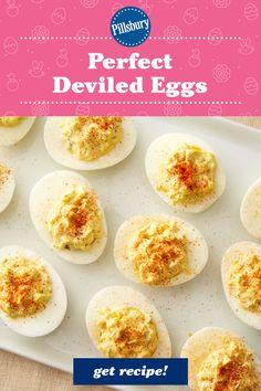 Easter Recipes, Egg Recipes, Brunch Recipes, Summer Recipes, Appetizer Recipes, Holiday Recipes, Dessert Recipes, Appetizers, Cooking Recipes