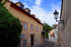 Novy Svet - cobblestone streets