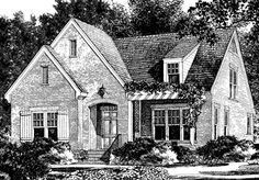 Wynrose Cottage Looney Ricks Kiss Architects Inc Southern Living House Plans Southern House Plans Cottage House Plans Country Cottage House Plans
